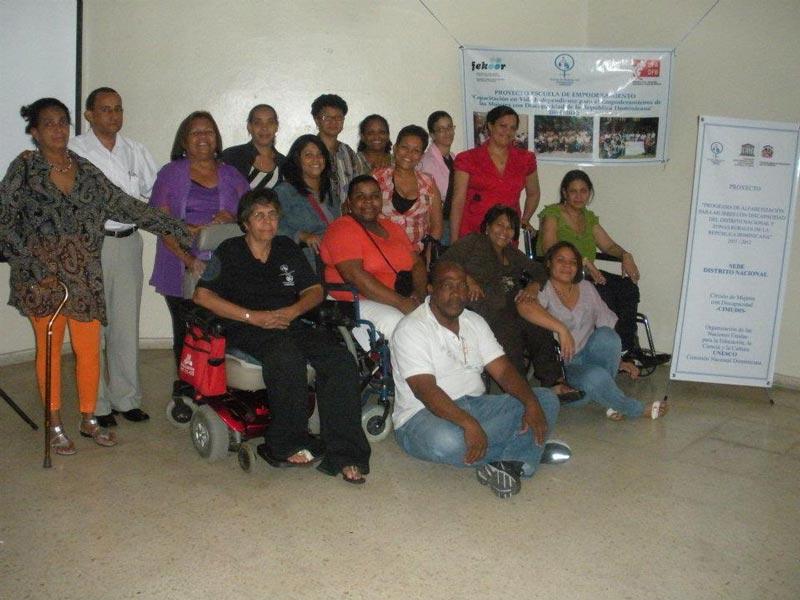 CIMUDIS, República Dominicana