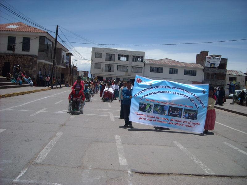 Frater, Peru