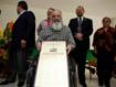 Hugo Monroy recibe el Premio Benito Juárez a la Solidaridad con las Personas con Discapacidad