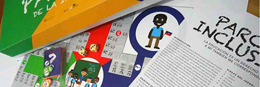 Este es un juego divertido para aprender jugando sobre la inclusión de las personas con discapacidad.