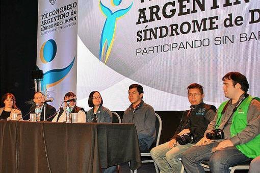 Argentina: Personas con síndrome de Down reclamaron su plena participación