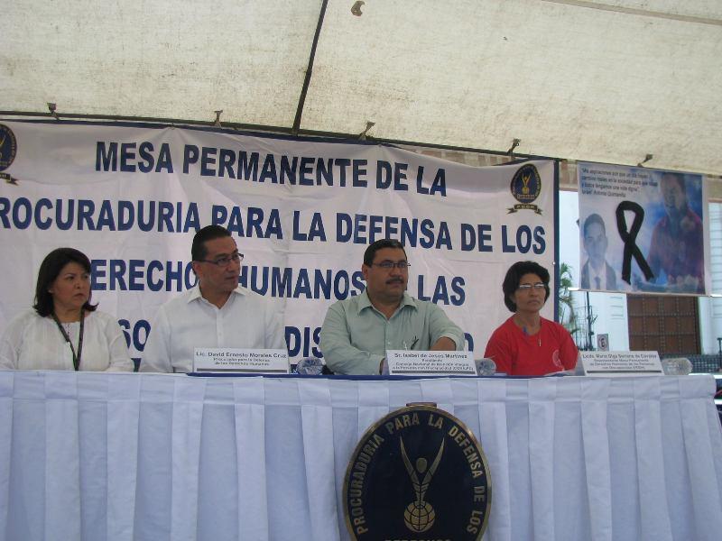 El Salvador: Conmemoración Del 7° Aniversario de La Convención