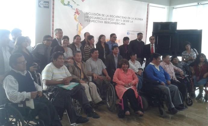 Inclusión -discapacidad-desarrollo