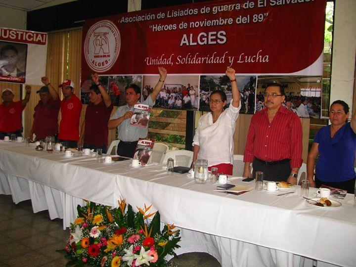El Salvador: ALGES celebra su XVIII Aniversario de Fundación