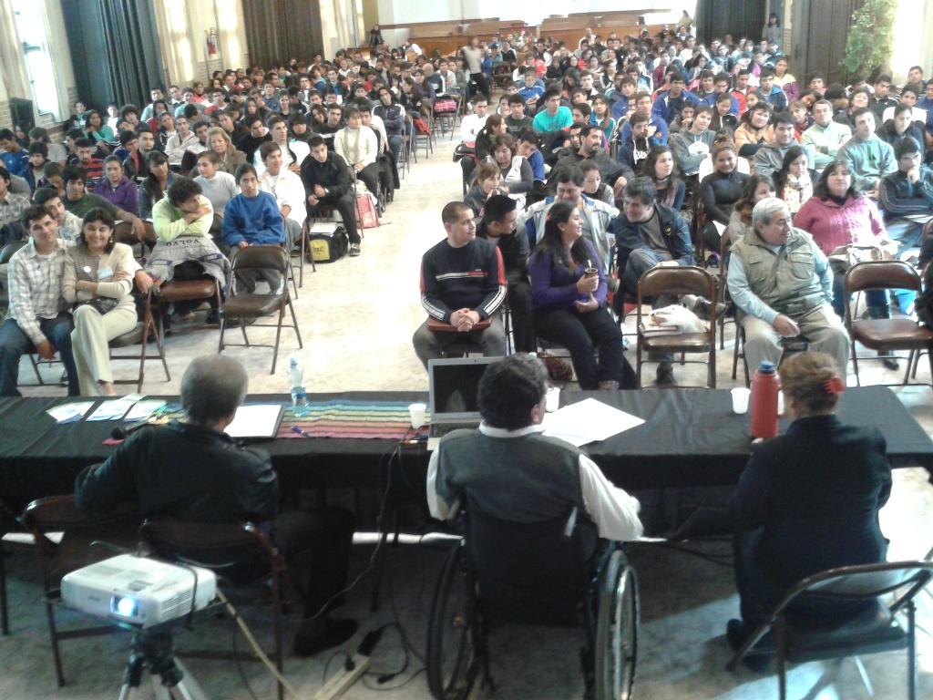 Argentina: Santiagueños participaron de la capacitación de CONADIS sobre deporte