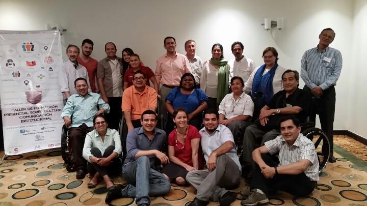 Iberoamérica: La Red ejecutó dinámico taller de Cultura y Comunicación