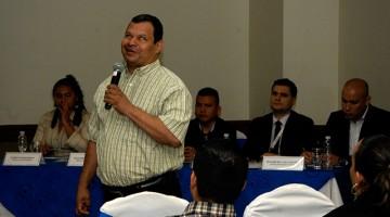 """La elaboración de dicho Informe ha sido posible gracias al Proyecto """"Fortalecimiento del Estado de Derecho para la Protección y Promoción de los Derechos Humanos en Honduras""""."""