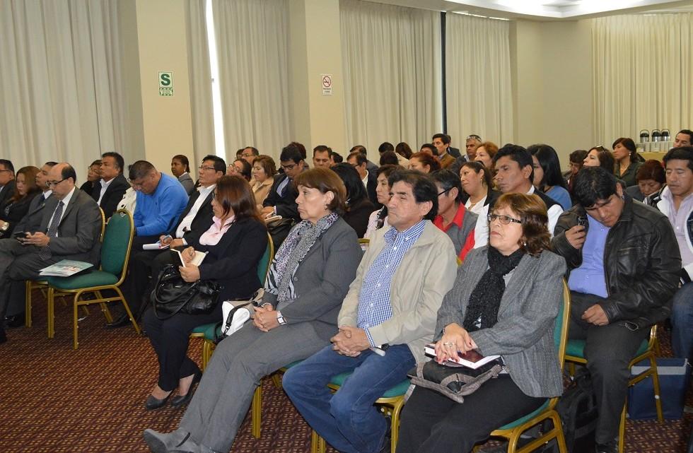 CONADIS y OMAPED trabajarán de la mano para mejorar la atención de las personas con discapacidad en el Perú.