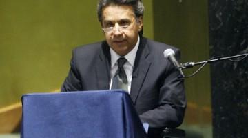 Lenin Moreno, quien fuera Vicepresidente de Ecuador , piensa que las tecnologías son un gran recurso para la discapacidad.