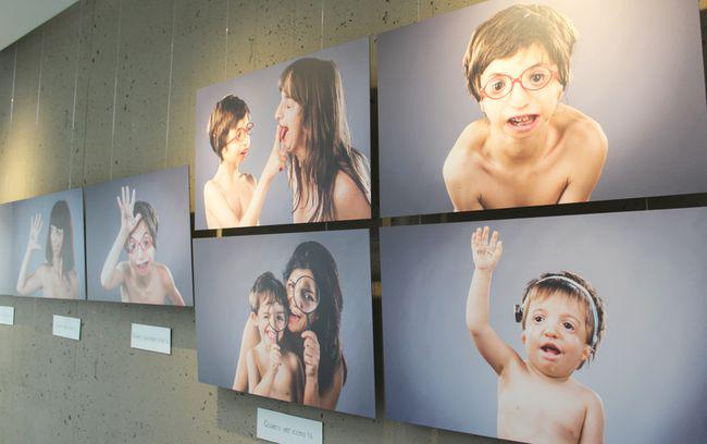 La exposición, que estará en Madrid hasta el próximo 12 de febrero, se ha exhibido ya en Pamplona, León, Murcia y Valencia.