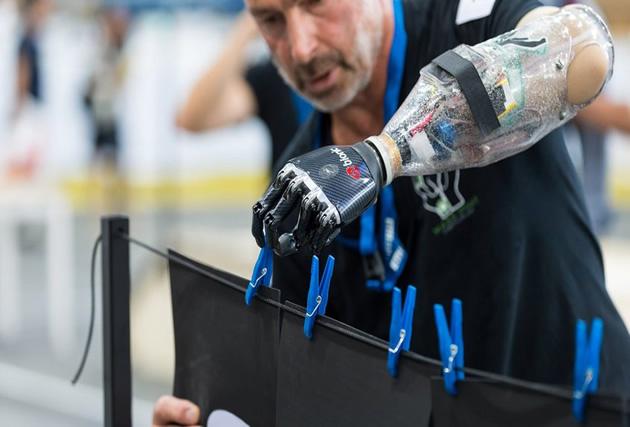 Estados Unidos: Llegan los primeros juegos olímpicos biónicos
