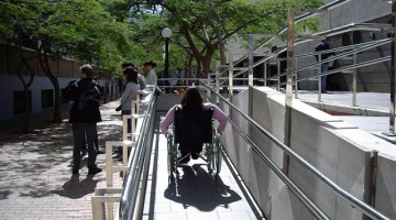 Con esta reforma se espera que mejores las condiciones de accesibilidad de las personas con discapacidad en El Salvador.