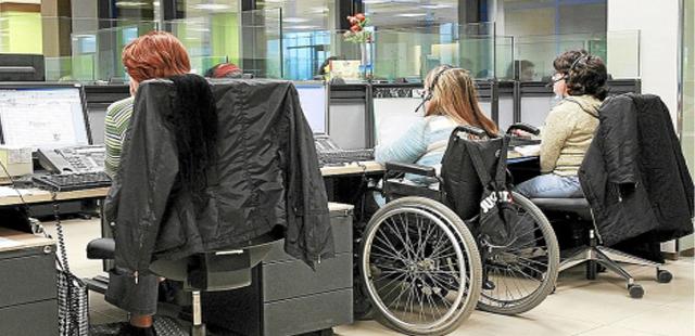 Uruguay es uno de los tantos países afectados por el desempleo, pero el sector con discapacidad no se queda exento de este fenómeno. De hecho lo padece más.