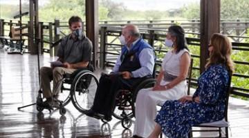 política de turismo accesible en Ecuador