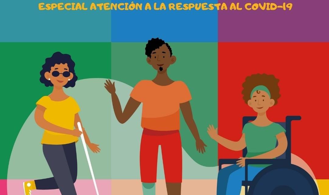 GUIA DE ATENCIÓN A LAS PERSONAS CON DISCAPACIDAD